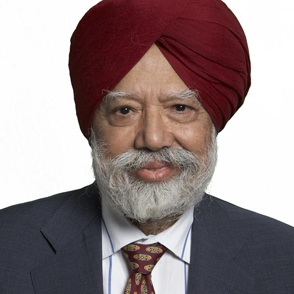 Ahluwalia, Daljit Singh